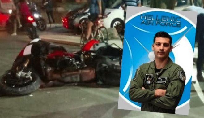 Θρήνος στην Πολεμική Αεροπορία: Νεκρός 33χρονος πιλότος σε τροχαίο στην Κρήτη