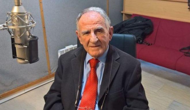 Ο κ. Κωνσταντίνος Πατέρας, παραιτήθηκε από τη διοίκηση του ΓΝ Καρδίτσας