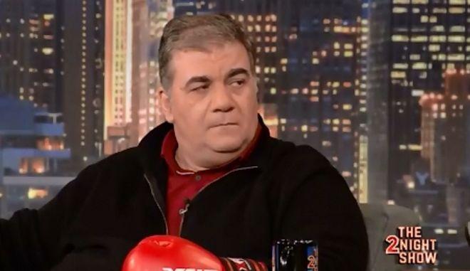 """Δημήτρης Σταρόβας: Ο γάμος, η απάντηση στον Ζησάκη και το """"καυτό"""" παιχνίδι"""