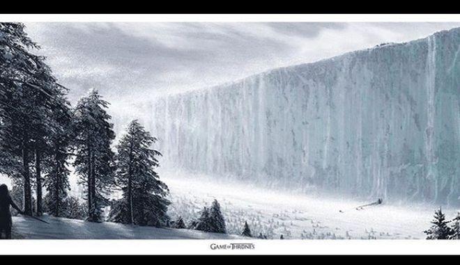 Τείχος του Game Of Thrones
