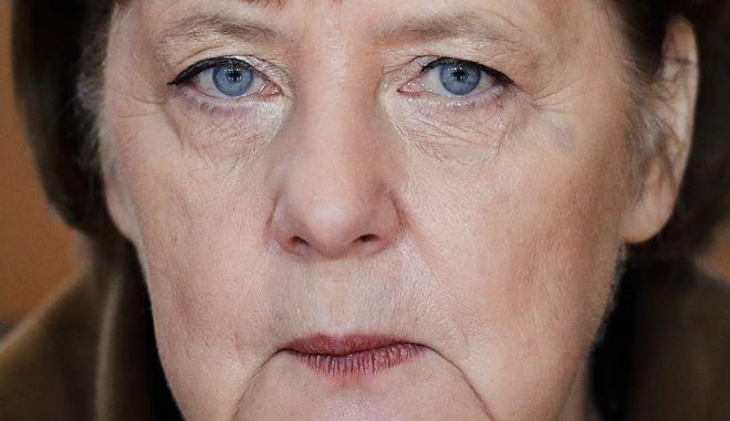 Η Γερμανίδα Καγκελάριος Μέρκελ