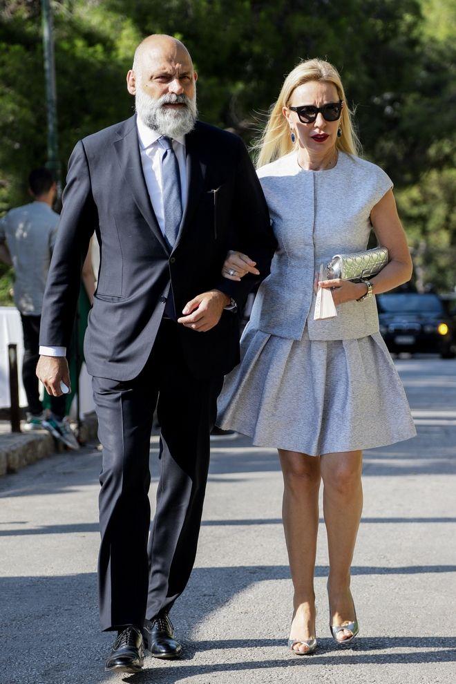 Παντρεύτηκαν Κικίλιας-Μπαλατσινού