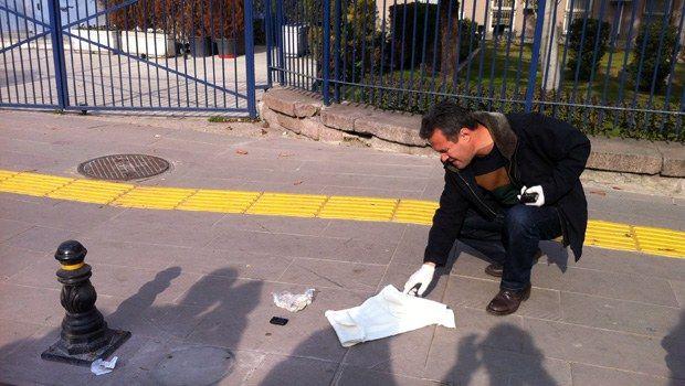 Πυροβόλησαν βομβιστή αυτοκτονίας κοντά στο γραφείο του Ερντογάν