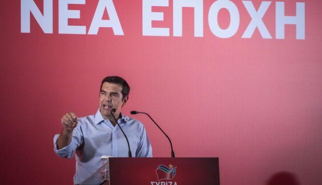 ΣΥΝΕΔΡΙΑΣΗ ΚΕΝΤΡΙΚΗΣ ΕΠΙΤΡΟΠΗΣ ΤΟΥ ΣΥΡΙΖΑ. ΔΕΥΤΕΡΑ 27/8/2018. (Eurokinissi/ΚΟΝΤΑΡΙΝΗΣ ΓΙΩΡΓΟΣ)