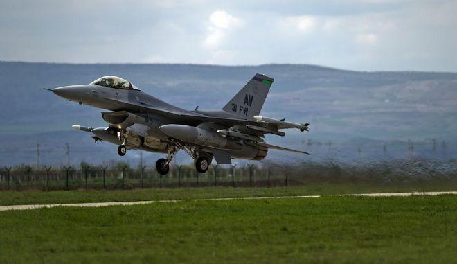 ΗΠΑ: F-16 κατέπεσε κοντά στο Λας Βέγκας