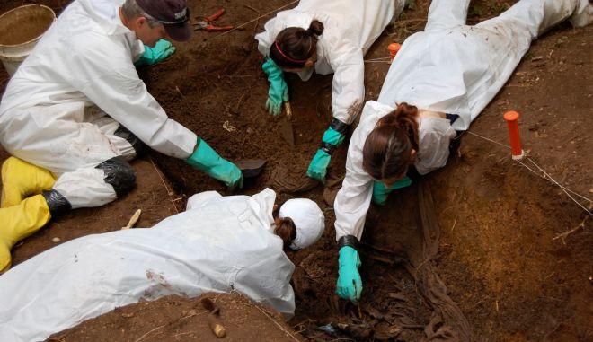 Η Ευρώπη θα αποκτήσει το πρώτο της εγκληματολογικό νεκροταφείο