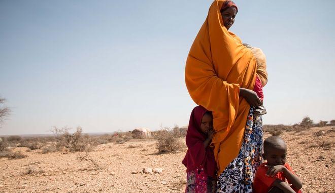 Κλιματική αλλαγή: H Hinda δεν έχει ούτε 1,5°C διορία