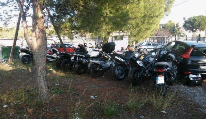 Εξαρθρώθηκε σπείρα που έκλεβε μοτοσυκλέτες μεγάλου κυβισμού