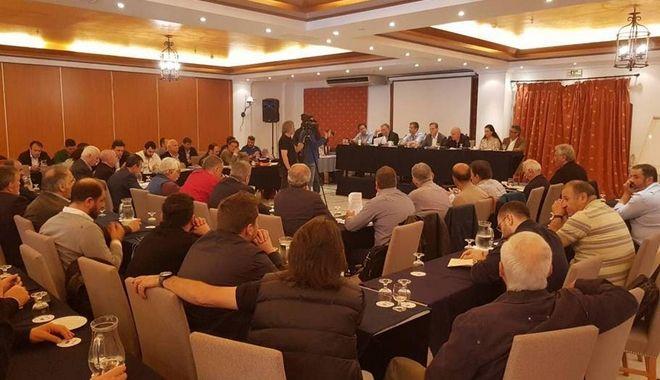 Περιφέρεια Στερεάς Ελλάδας: Ψήφισμα κατά του Κλεισθένη με τη συμμετοχή και της παράταξης του ΣΥΡΙΖΑ