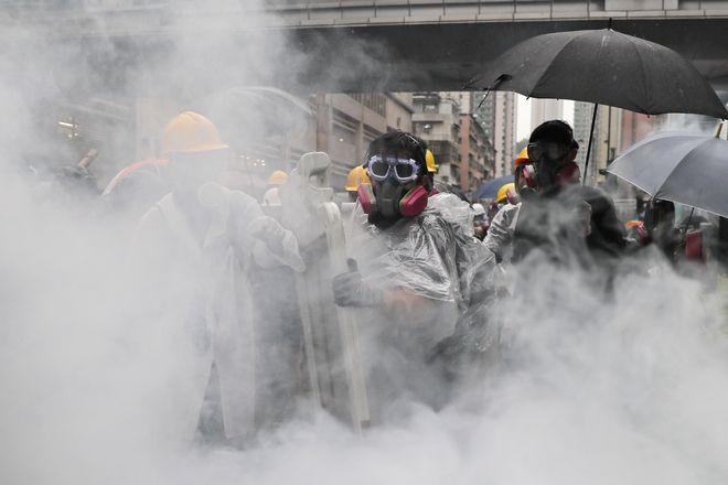 Κλιμάκωση της έντασης στις διαδηλώσεις στο Χονγκ Κονγκ