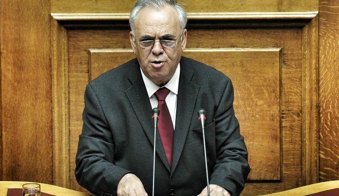 Συζήτηση για τον Προϋπολογισμό του 2016 στην Ολομέλεια της Βουλής το Σάββατο 5 Δεκεμβρίου 2016. (EUROKINISSI/ΑΝΤΩΝΗΣ ΝΙΚΟΛΟΠΟΥΛΟΣ)