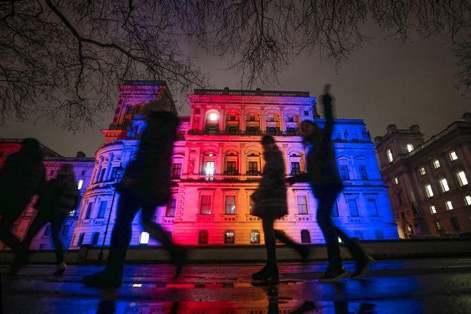 Το υπουργείο Εξωτερικών της Βρετανίας