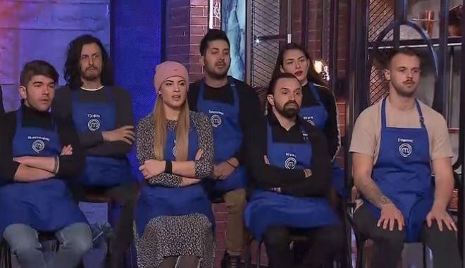 Η μπλε ομάδα του MasterChef 5