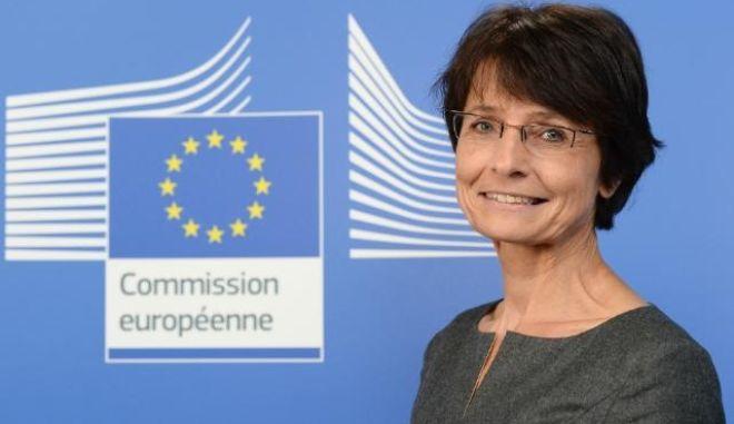 Η Μαριάν Τίσεν, Επίτροπος της ΕΕ