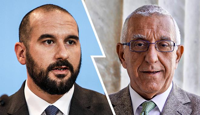 Debate News 24/7: Τζανακόπουλος vs Κακλαμάνης