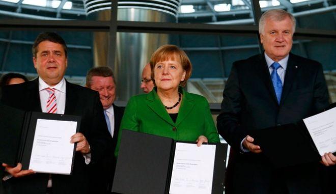 Χορστ Ζεεχόφερ: Απρόβλεπτες οι επιπτώσεις ενός Grexit. Δεν υπάρχει τέτοια επιλογή