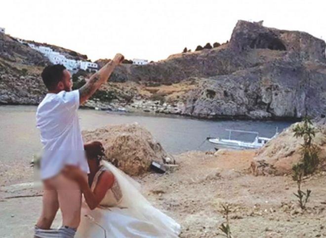 Σάλος στη Ρόδο: Γαμήλια τελετή προέβλεπε και στοματικό σεξ