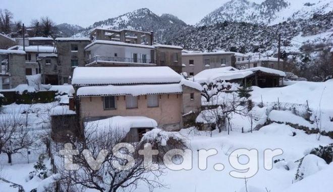 Πέθανε αβοήθητος σε αποκλεισμένο χωριό της Εύβοιας