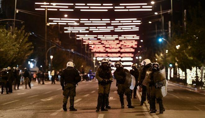 Συγκέντρωση στην Αθήνα στην επέτειο των 11 χρόνων της δολοφονίας του Αλέξη Γρηγορόπουλου