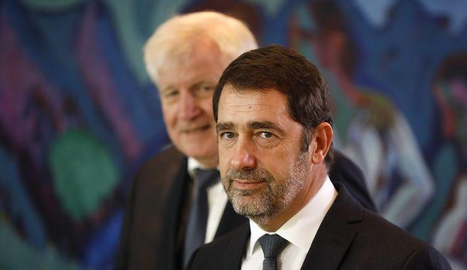 Ο Γερμανός υπουργός Εσωτερικών Horst Seehofer