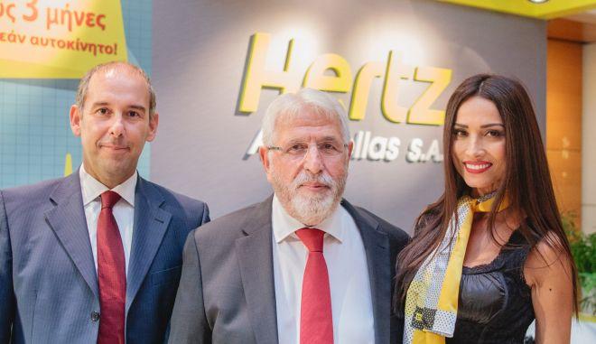 Ισχυρή παρουσία της Autohellas Hertz στο Διεθνές Συνέδριο Ιατρικής Πρωτοπορίας και Καινοτομίας του Όμιλου Ιατρικού Αθηνών