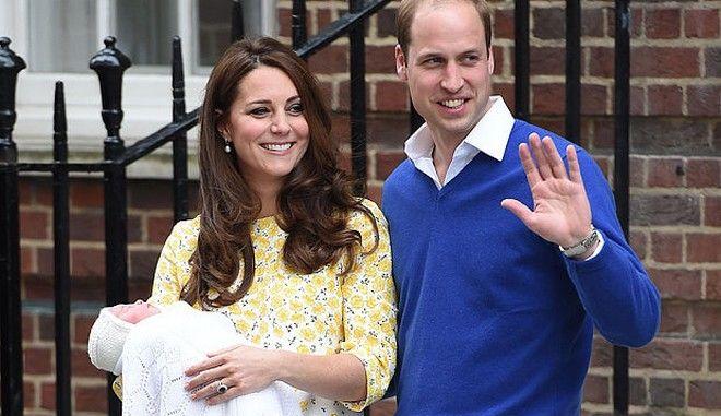 Εξιτήριο για την Κέιτ Μίντλετον και την νεογέννητη πριγκίπισσα. Οι πρώτες φωτογραφίες