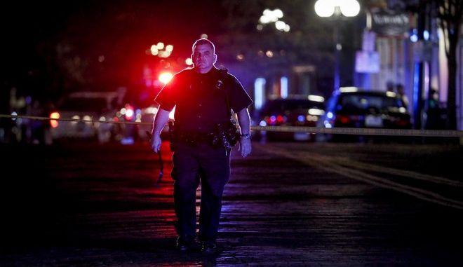 Αστυνομικές δυνάμεις του Οχάιο