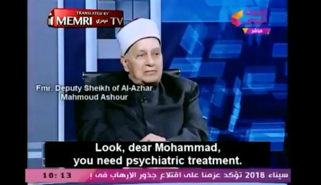 Έδιωξαν άθεο από τηλεοπτική εκπομπή στην Αίγυπτο