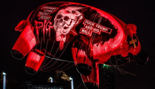 Pink Floyd: Ο Roger Waters θέλει να παίξει το 'The Wall' στο τείχος του Τραμπ
