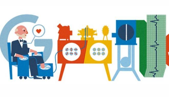 Βίλεμ Αϊντχόφεν: O Ολλανδός γιατρός που εφηύρε το πρώτο πρακτικό ηλεκτροκαρδιογράφημα