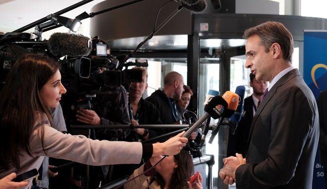 Μητσοτάκης: Στην προεκλογική περίοδο χωρίς πανηγυρισμούς και σεβόμενοι όσους δεν μας ψήφισαν