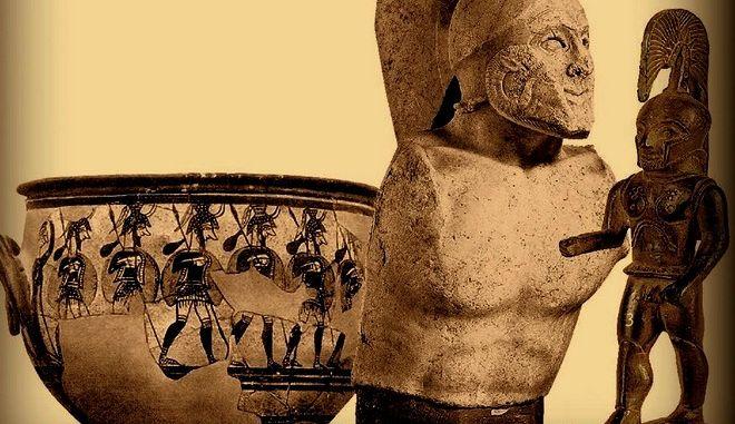 Άβαντες: Οι αιμοσταγείς Αρχαίοι Έλληνες που ξύριζαν τα κεφάλια και πολέμησαν στην Τροία