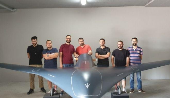 Drone Made in Greece: Στη ΔΕΘ το καινοτόμο UAV του ΑΠΘ