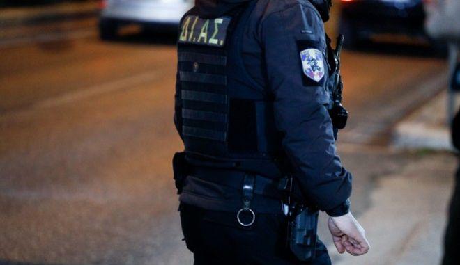 Αστυνομικός της ομάδας ΔΙ.ΑΣ. - Φωτογραφία αρχείου