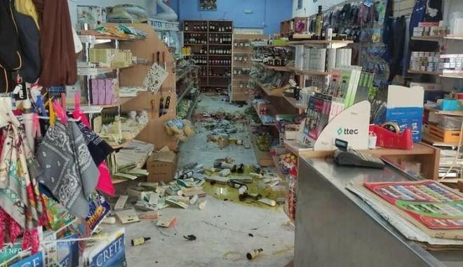 """Σεισμός στην Κρήτη: Aισθητός σε Κύπρο και Αίγυπτο - Σε εφαρμογή το σχέδιο """"Εγκέλαδος"""""""