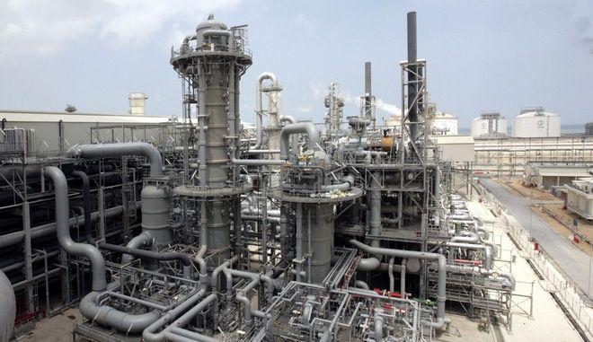 Φωτό αρχείου: Παραγωγή LNG