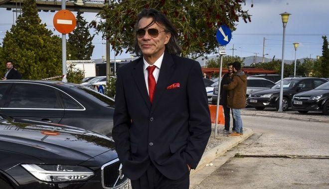 Ο δήμαρχος Μαραθώνα Ηλίας Ψινάκης σε περιφερειακό συνέδριο ανατολικής Αττικής
