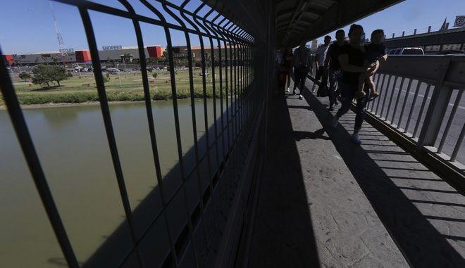 Σύνορα Μεξικού