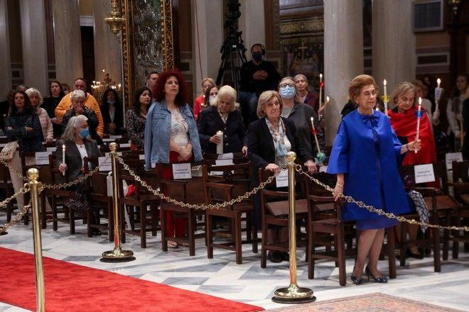 Ιερά αγρυπνία επί τη αποδόσει της εορτής του Πάσχα