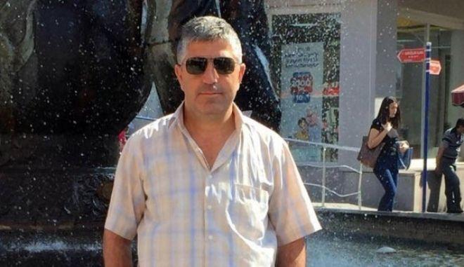 Αυτός είναι ο Τούρκος που συνελήφθη την Τετάρτη 2 Μαΐου στις Καστανιές Έβρου