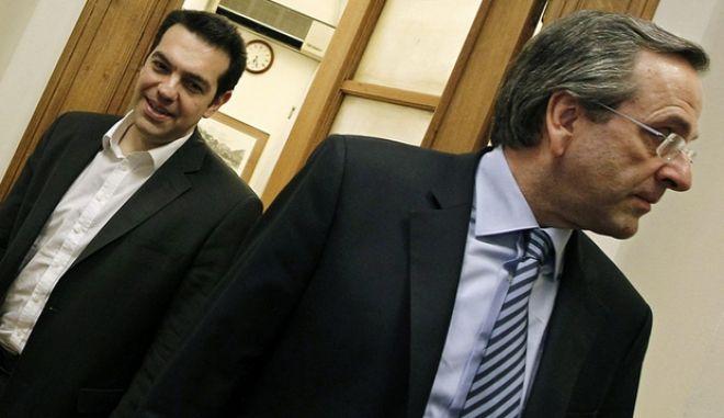 Νέα μετωπική για την τρομοκρατία. ΝΔ: Συνιστώσα τρομοκρατίας ο ΣΥΡΙΖΑ. Ονομάζει στελέχη που  υπερασπίστηκαν τρομοκράτες και ζητά διαγραφές βουλευτών