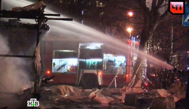 Πυρκαγιά σε νοσοκομείο στη Ρωσία προκαλεί το θάνατο σε 23 άτομα