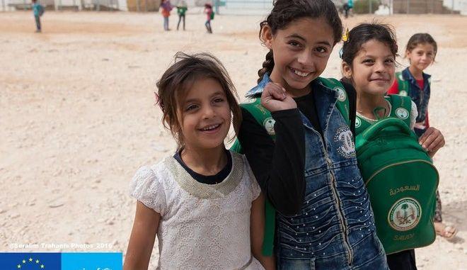 Στις 4 Δεκεμβρίου ο ετήσιος τηλεμαραθώνιος της UNICEF
