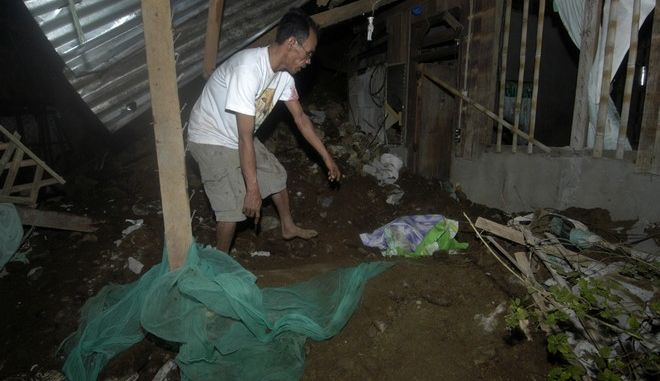 Φιλιππίνες: Σε 21 ανήλθαν οι νεκροί από τους σεισμούς της περασμένης εβδομάδας
