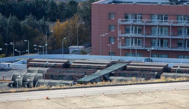 Θεσσαλονίκη: Στήνουν κινητό νοσοκομείο στο 424 στρατιωτικό