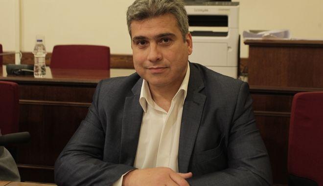 Ο Πρόεδρος της ΡΑΕ Νίκος Μπουλαξής