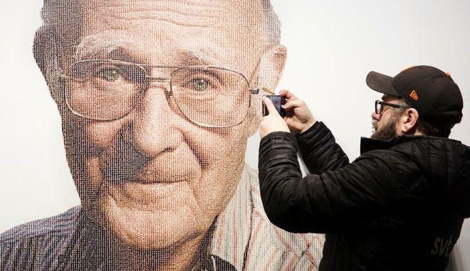 O Ingvar Kamprad, ιδρυτής των ΙΚΕΑ