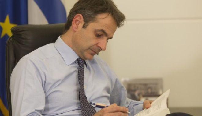 Έτοιμος για διακυβέρνηση δηλώνει ο Μητσοτάκης