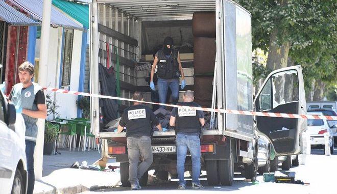 Το Ισλαμικό Κράτος ανέλαβε την ευθύνη για την επίθεση στη Νίκαια