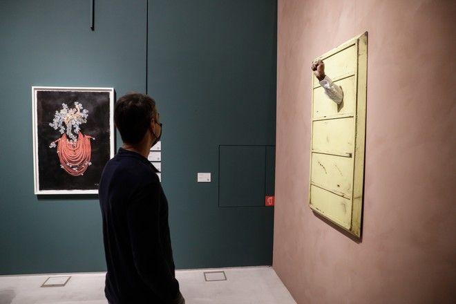 Στο Εθνικό Μουσείο Σύγχρονης Τέχνης ο πρωθυπουργός